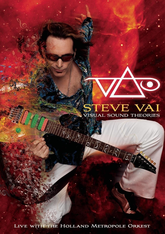 Steve Vai: Visual Sound Theories