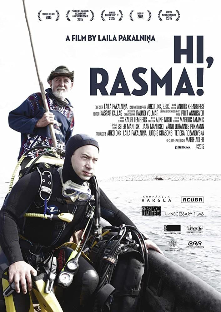 Hey, Rasma!