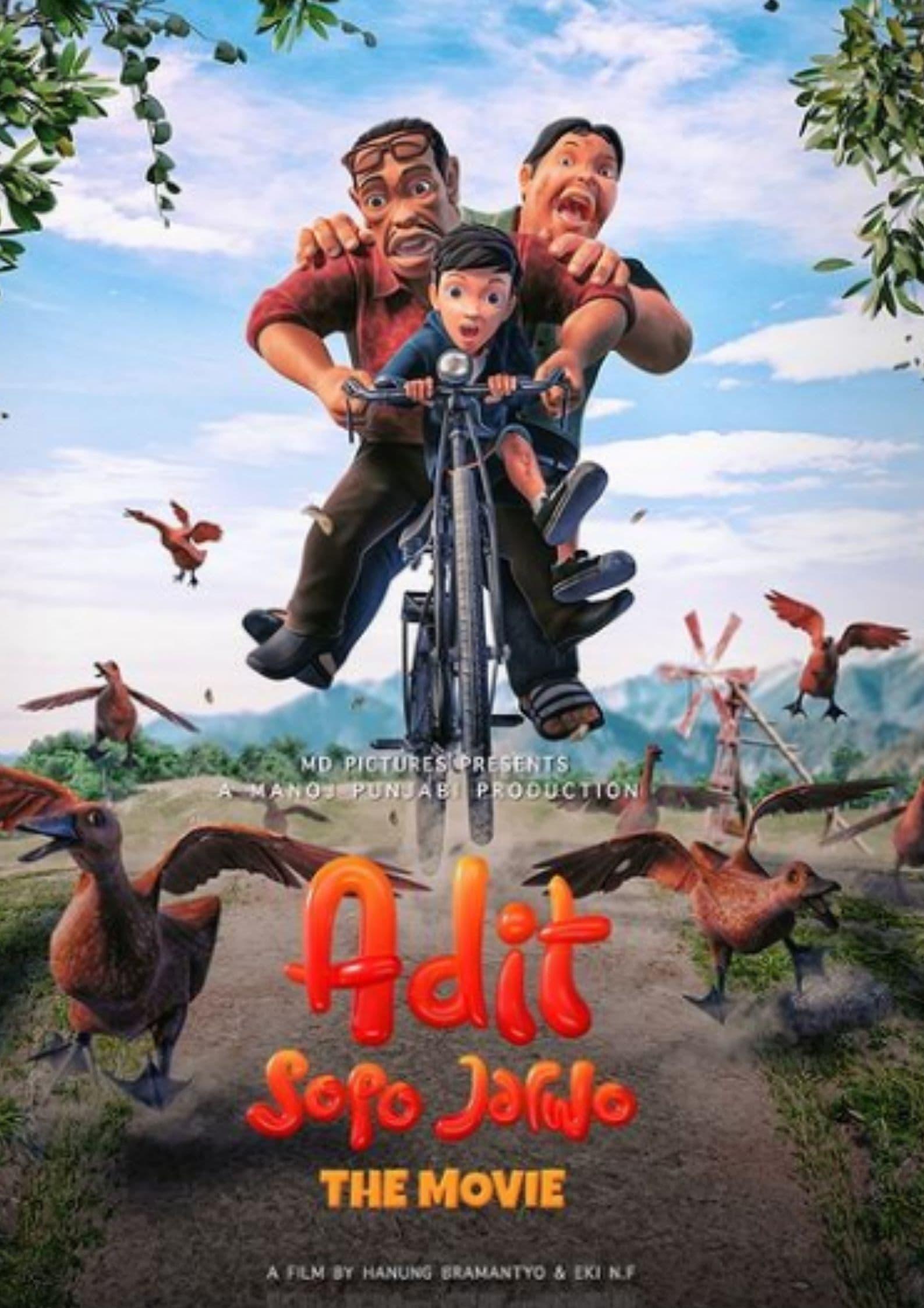 Adit Sopo Jarwo: The Movie