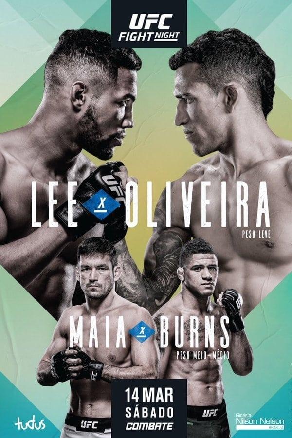 UFC Fight Night 170: Lee vs. Oliveira