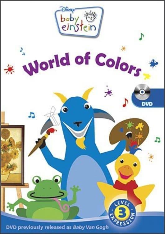 Baby Einstein: World of Colors