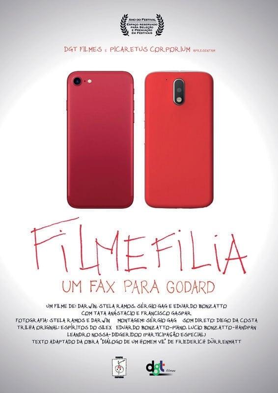 Filmphilia - A Fax to Godard