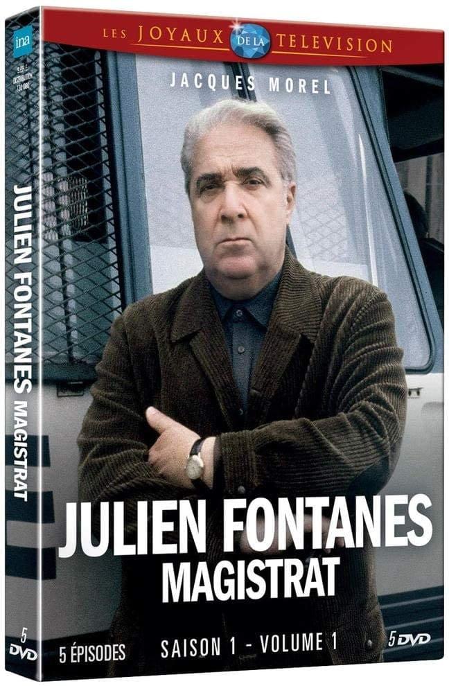 Julien Fontanes, magistrat