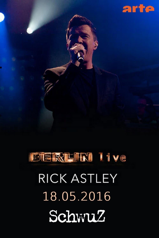 Rick Astley - Berlin live