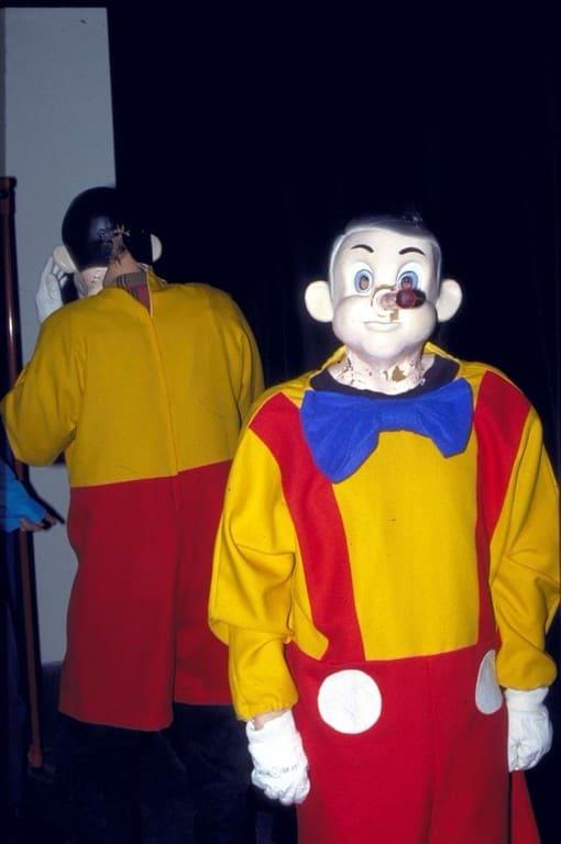 Pinocchio Pipenose Household Dilemma