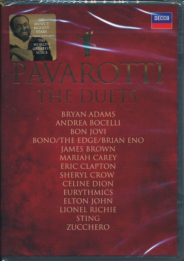 Pavarotti The Duets