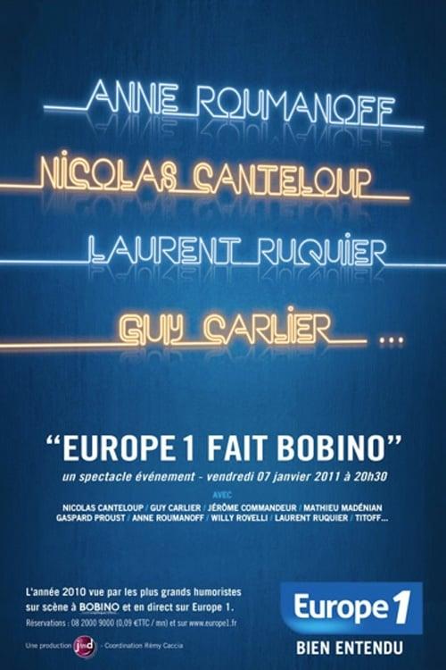 Europe 1 fait Bobino