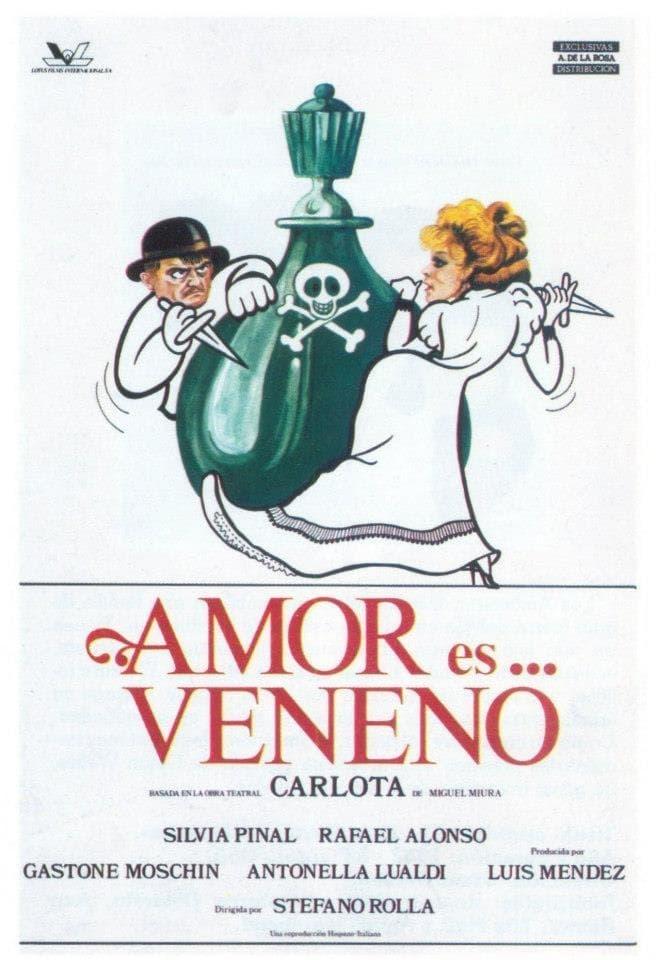 Amor es... veneno, Carlota