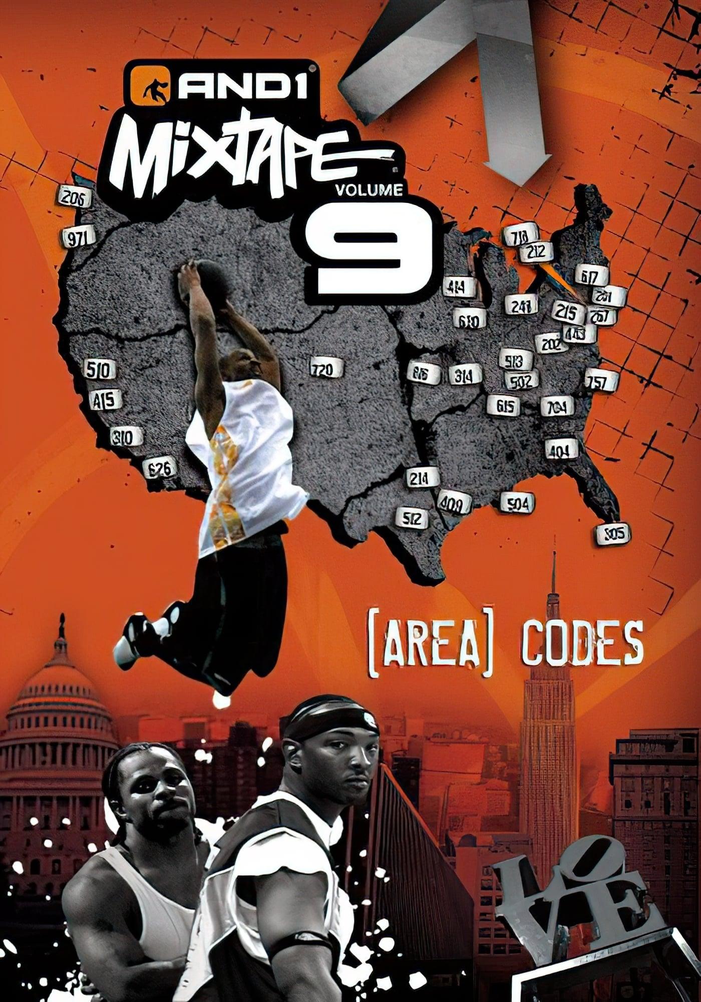 AND1 Mixtape Vol. 9: Area Codes