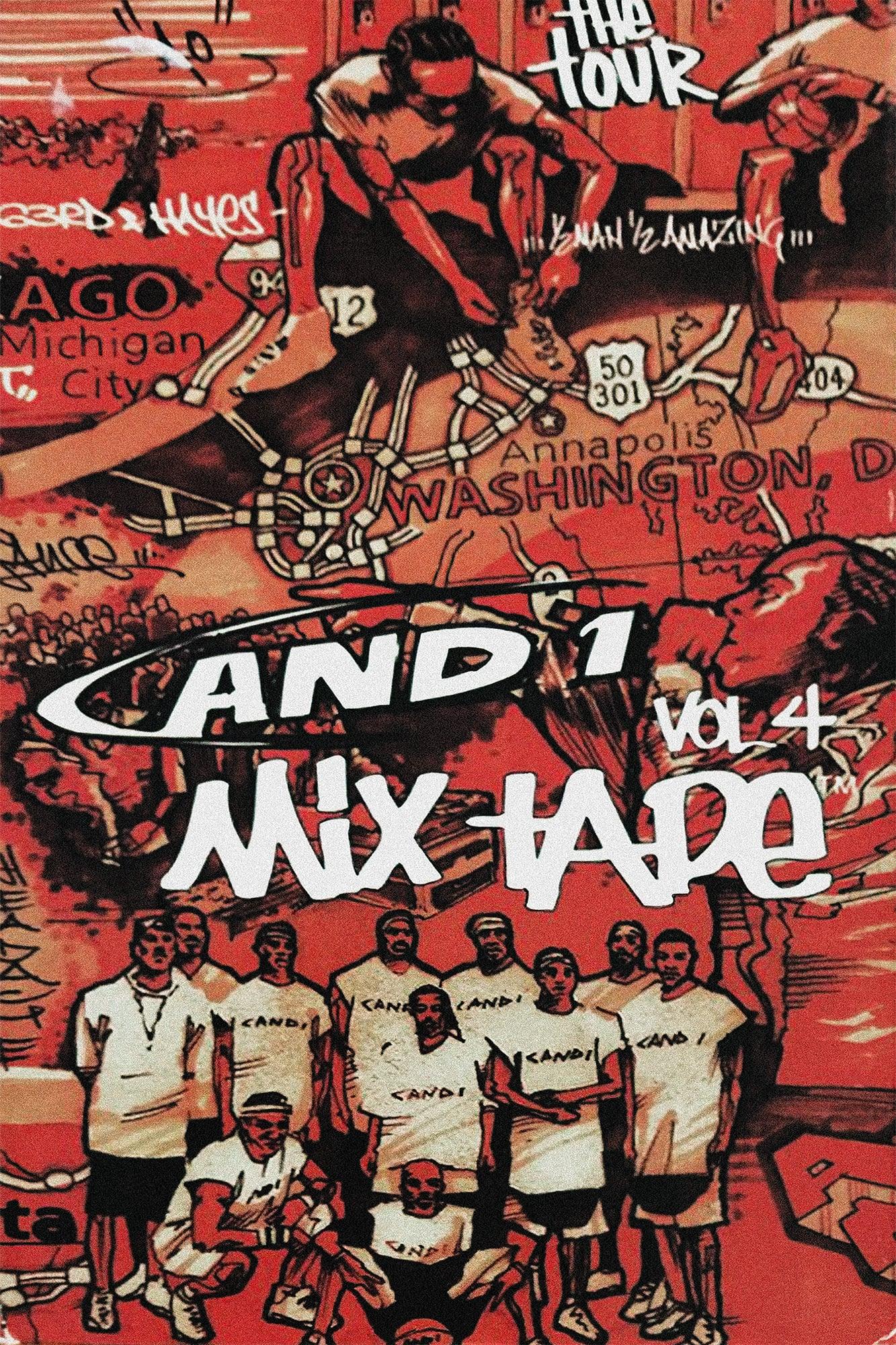AND1 Mixtape Vol. 4