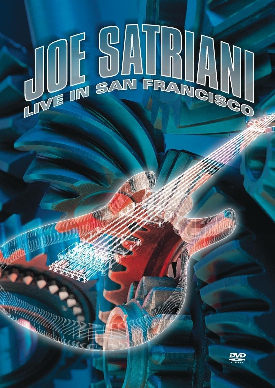 Joe Satriani: Live in San Francisco