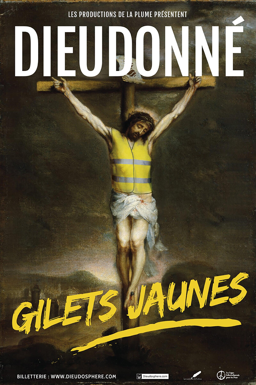 Dieudonné - Gilets Jaunes Spécial Confinement