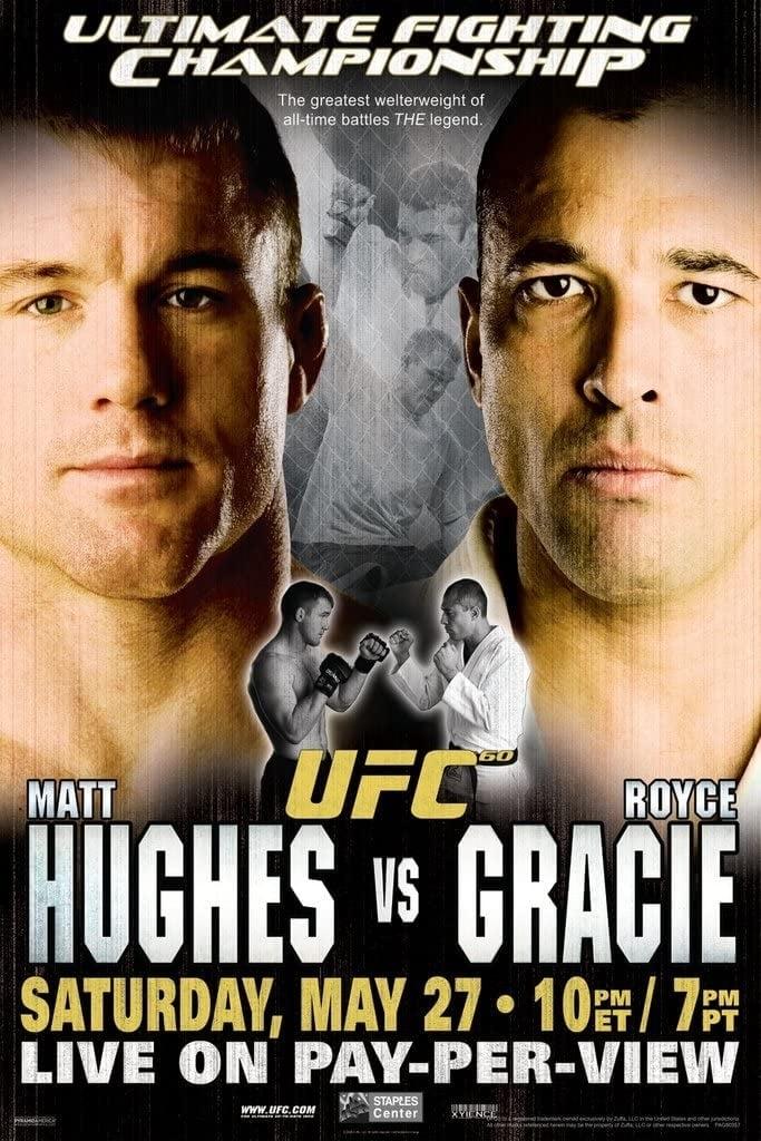 UFC 60: Hughes vs. Gracie