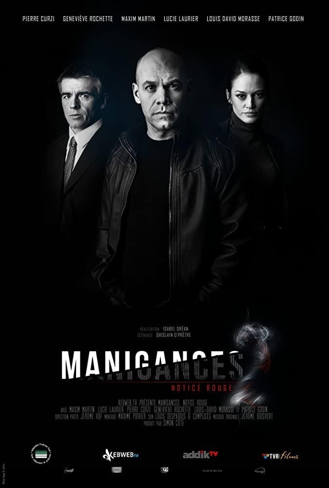 Manigances: Notice rouge