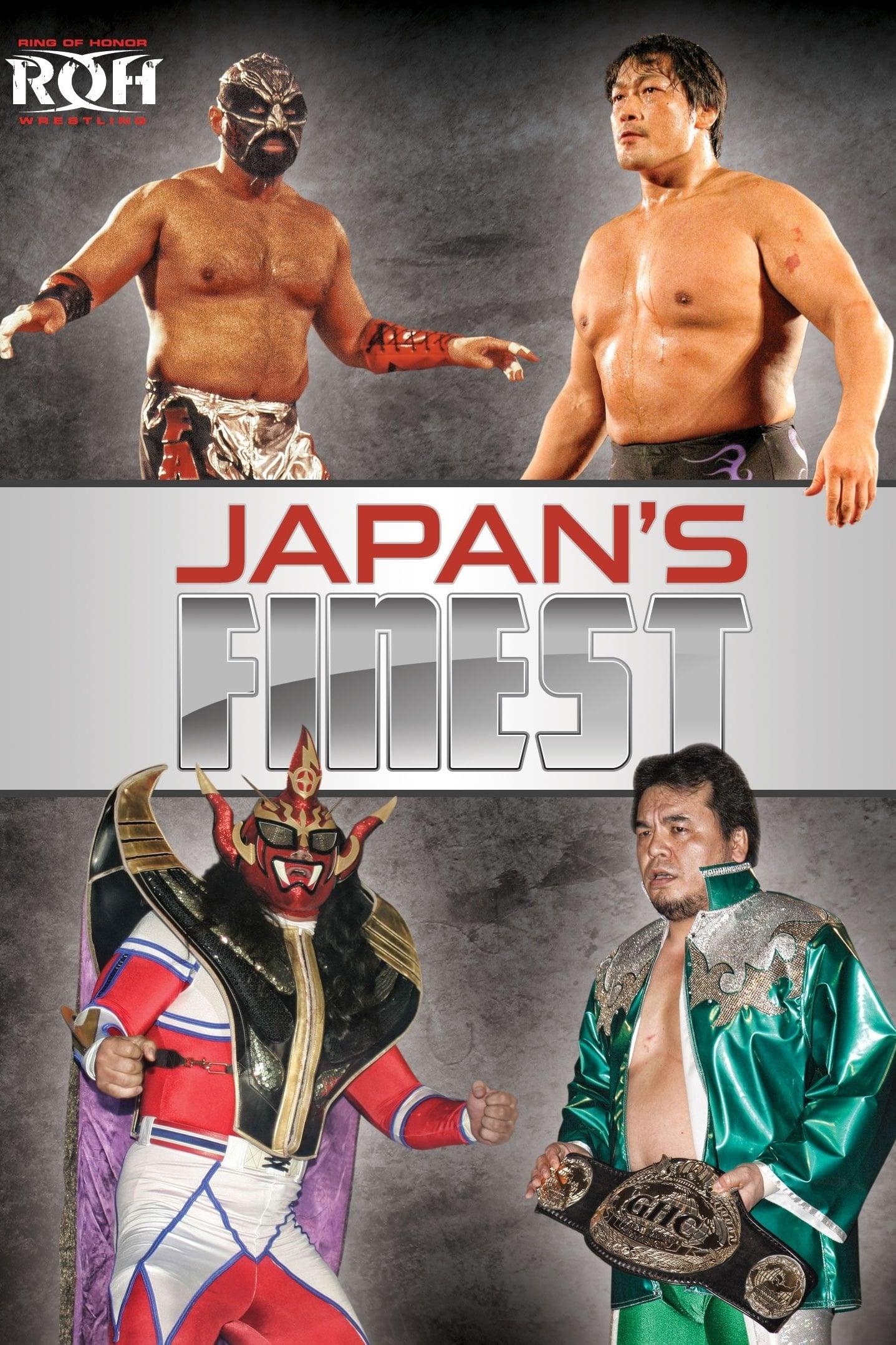 ROH: Japan's Finest