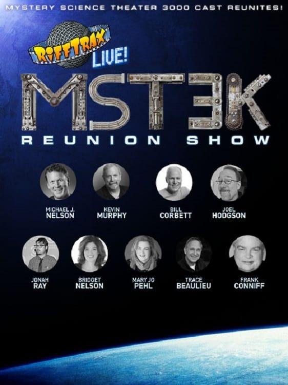 RiffTrax Live: MST3K Reunion Show