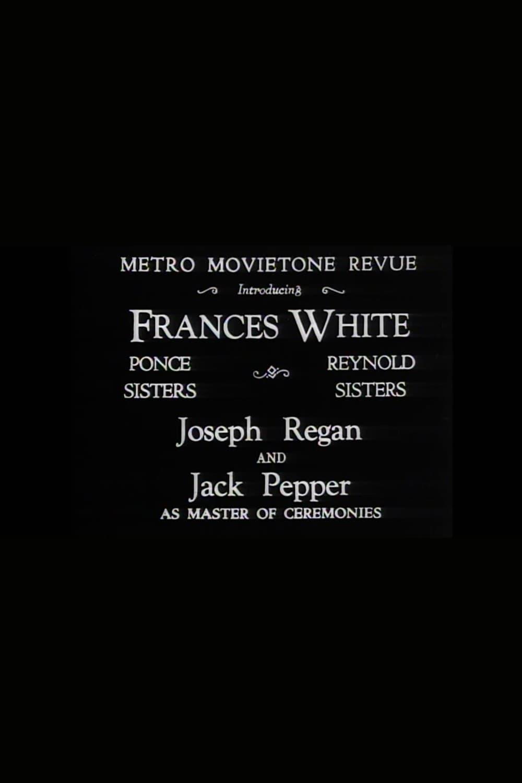 Metro Movietone Revue #3