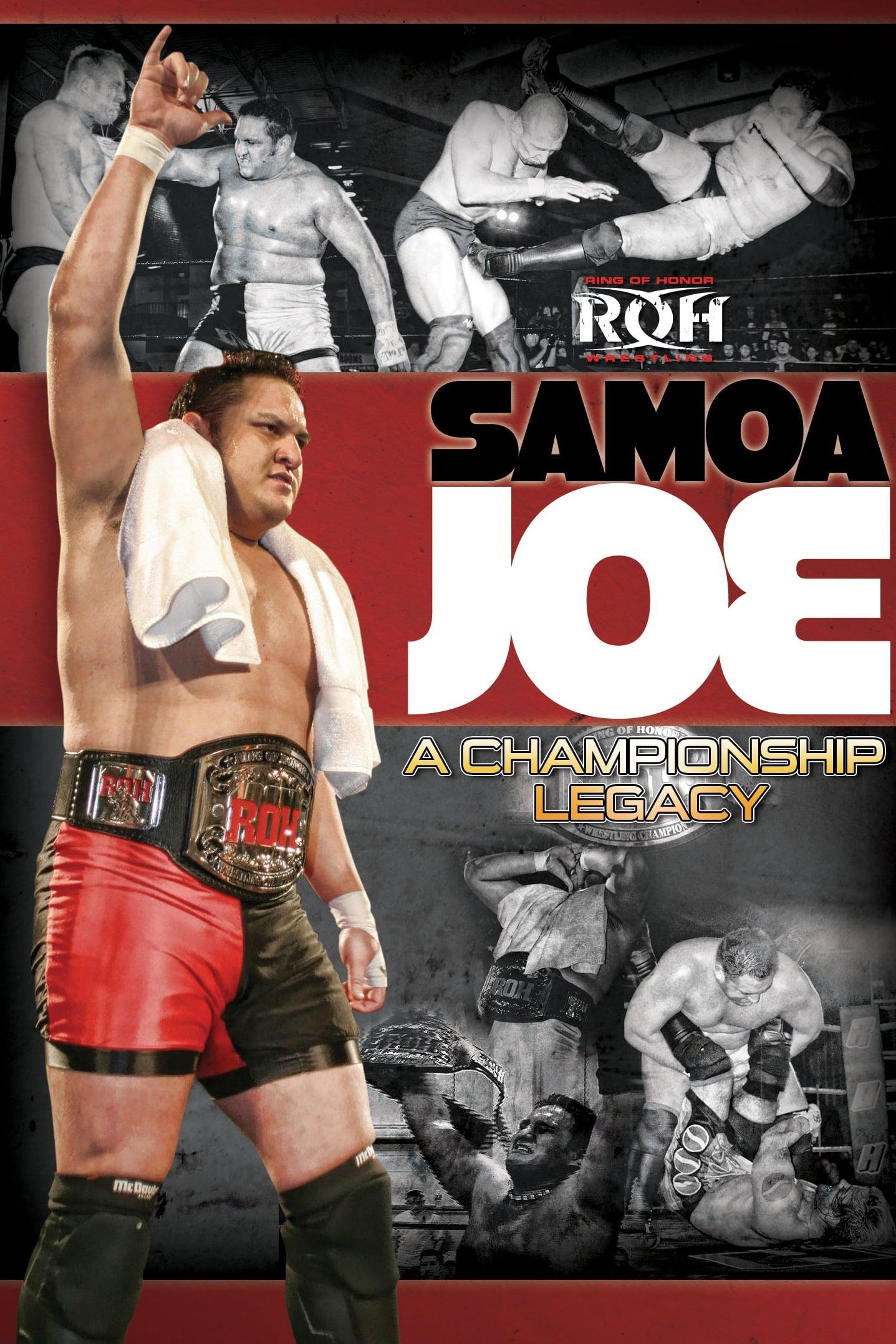 Samoa Joe: A Championship Legacy