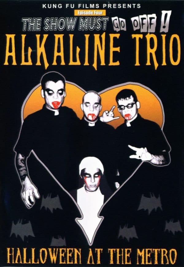 Alkaline Trio: Halloween at the Metro