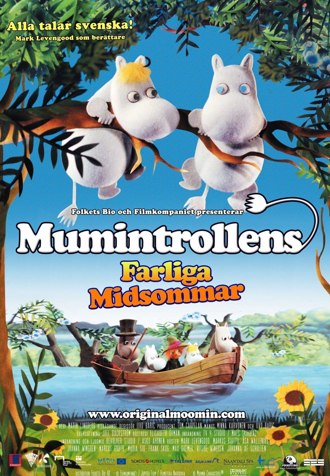 Moomin and Midsummer Madness