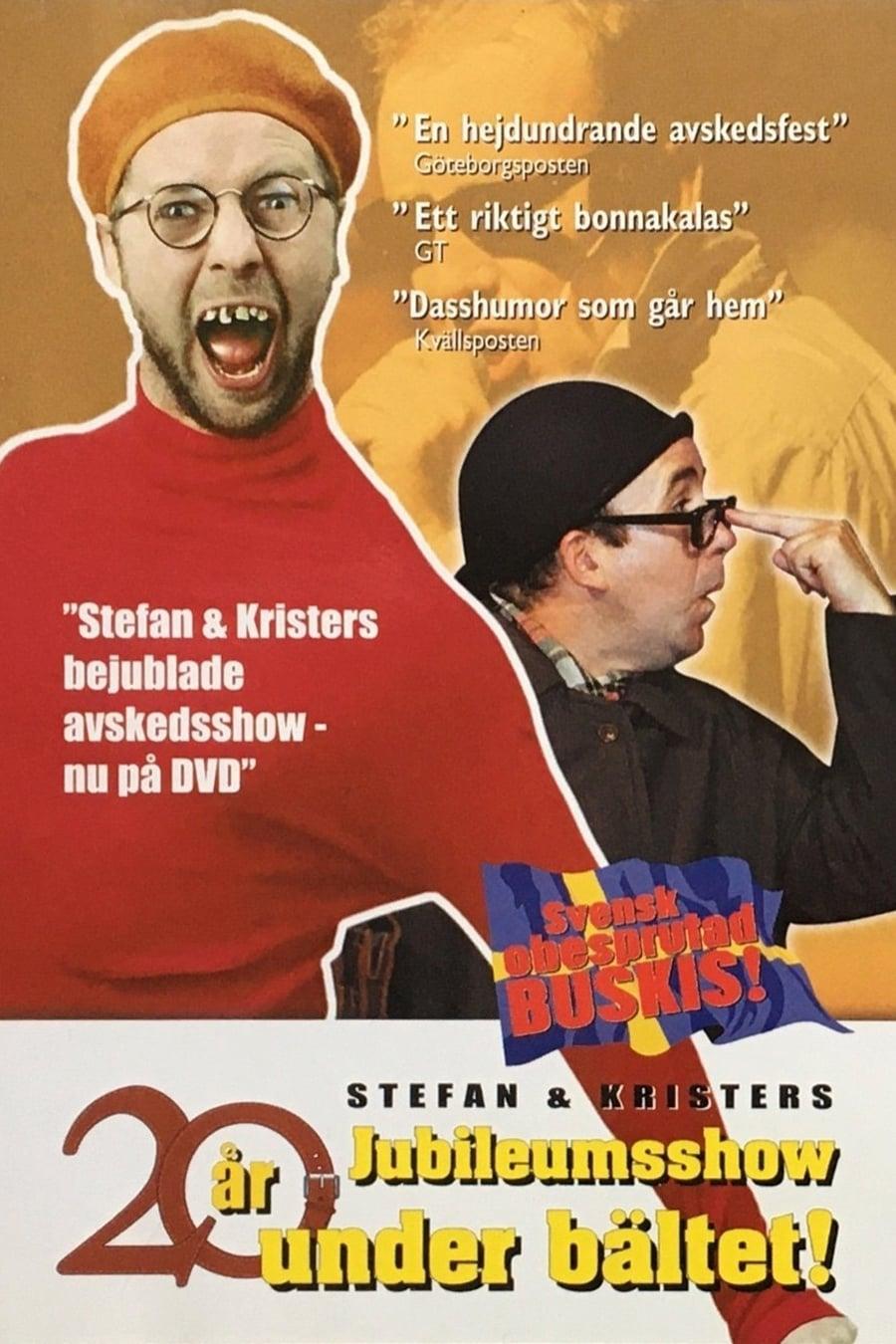 Stefan & Krister - 20 år under bältet