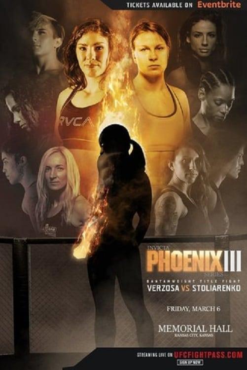 Invicta FC Phoenix Series 3