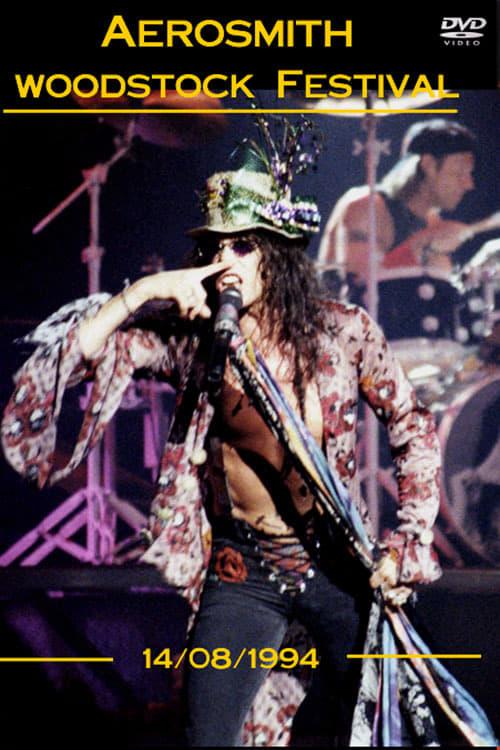 Aerosmith - Woodstock Festival