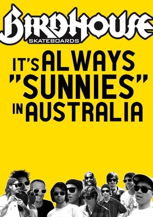 It's Always Sunnies In Australia