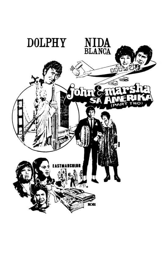 John and Marsha sa Amerika (Part Two)