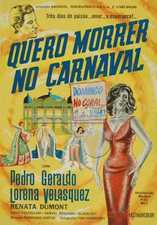 Quero Morrer no Carnaval