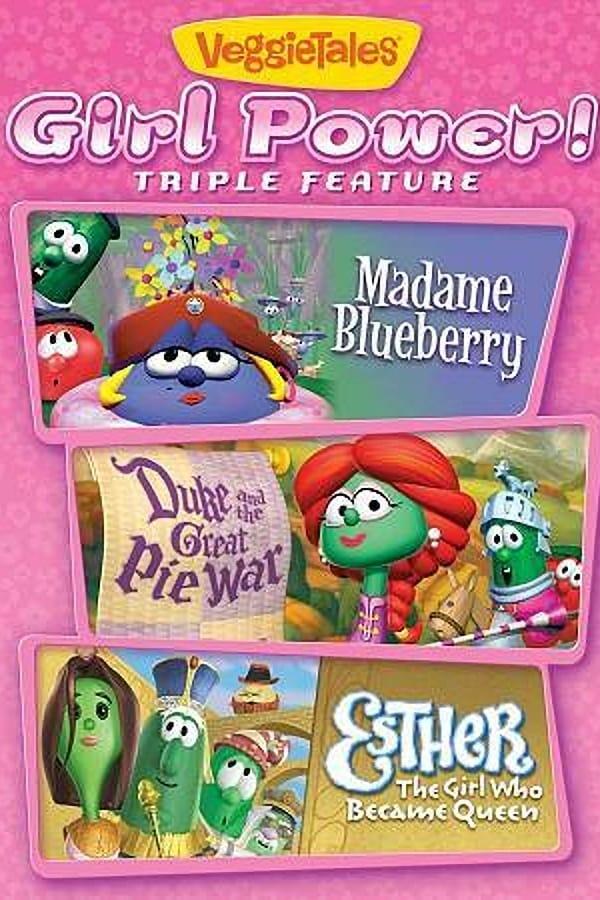 VeggieTales: Girl Power Triple Feature