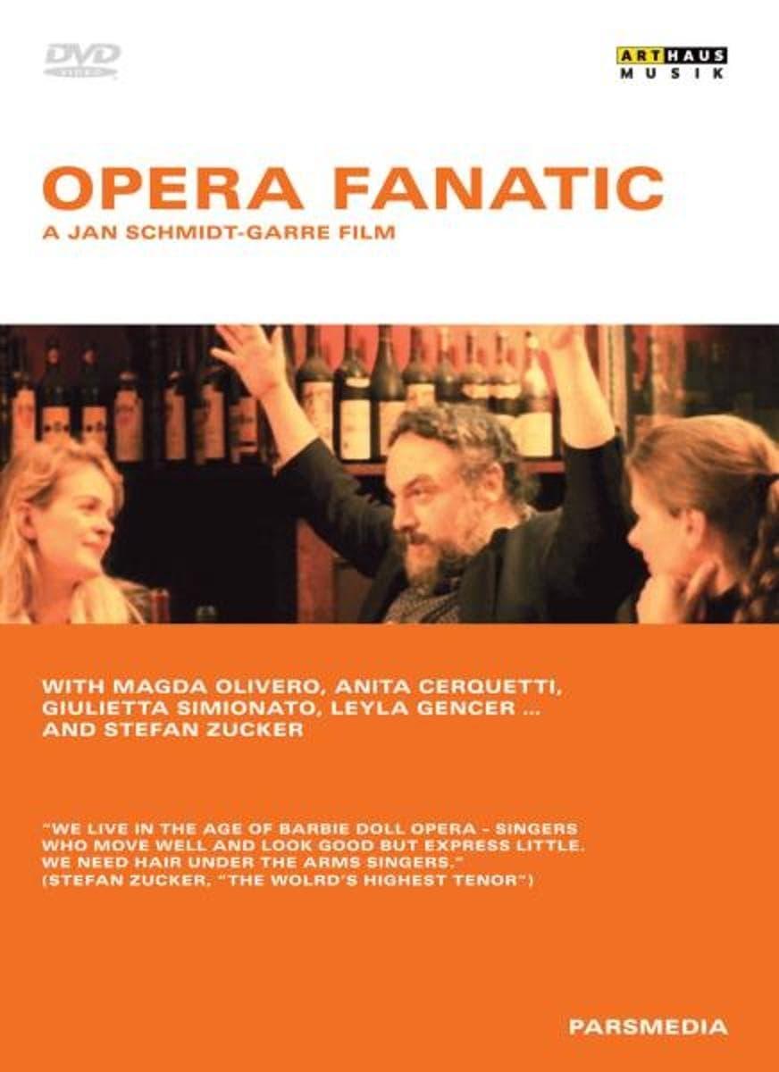 Opera Fanatic: Stefan & the Divas