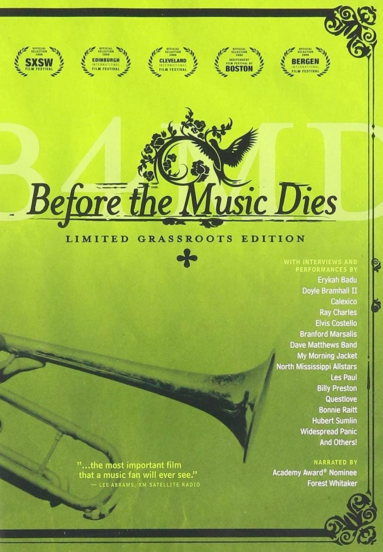 Before the Music Dies