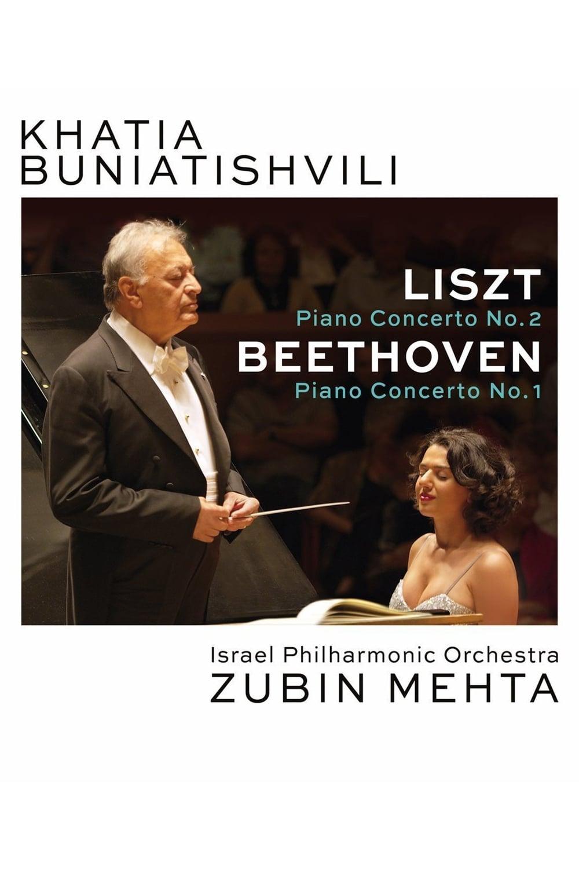 Khatia Buniatishvili and Zubin Mehta: Liszt & Beethoven