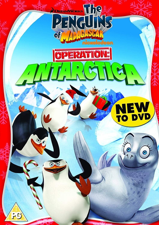 Los Pingüinos de Madagascar - Operación Antártida