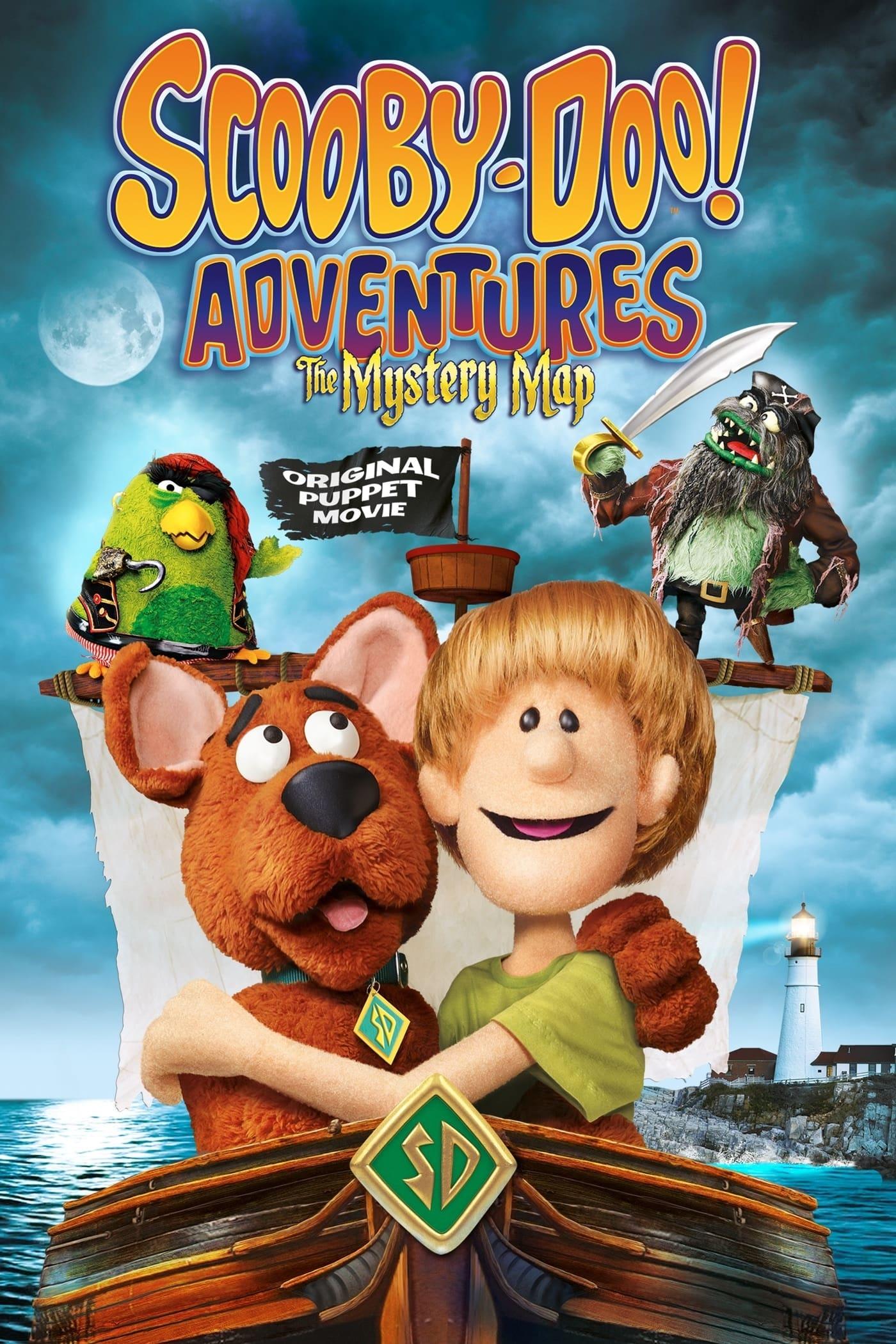 As Aventuras de Scooby: O Mapa Misterioso