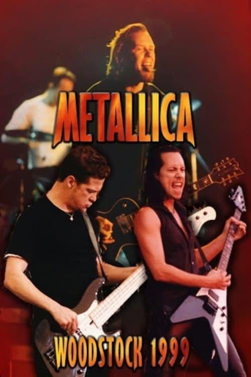 Metallica: [1999] Live at Woodstock