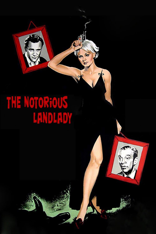 La misteriosa dama de negro