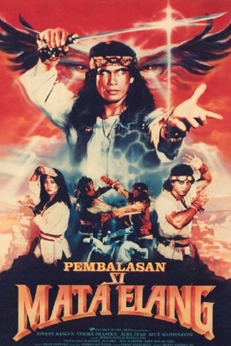 Vengeance of the Eagle Eye