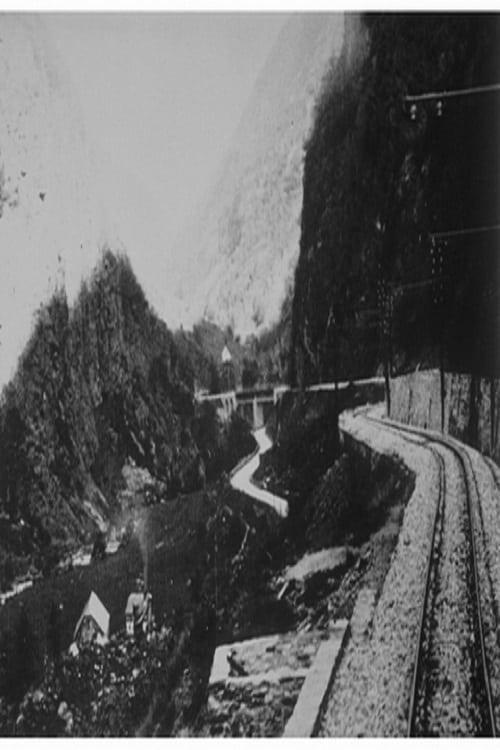 Panorama de la ligne de Cauterets, I
