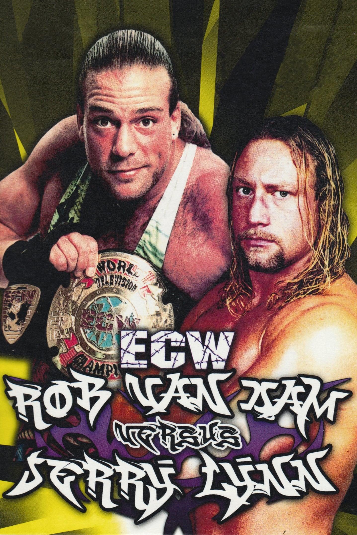 ECW: Rob Van Dam vs Jerry Lynn
