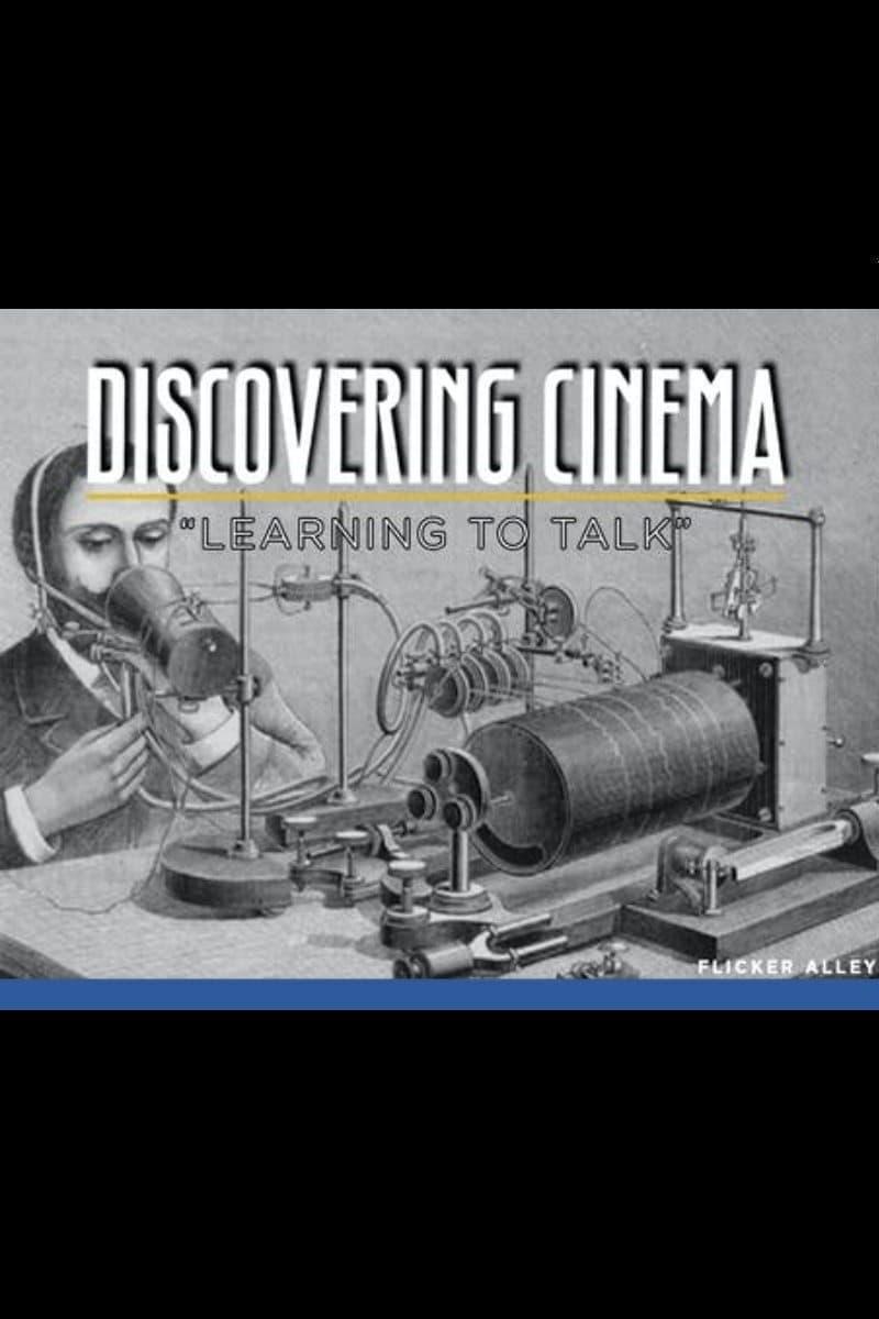 Les premiers pas du cinéma - A la recherche du son
