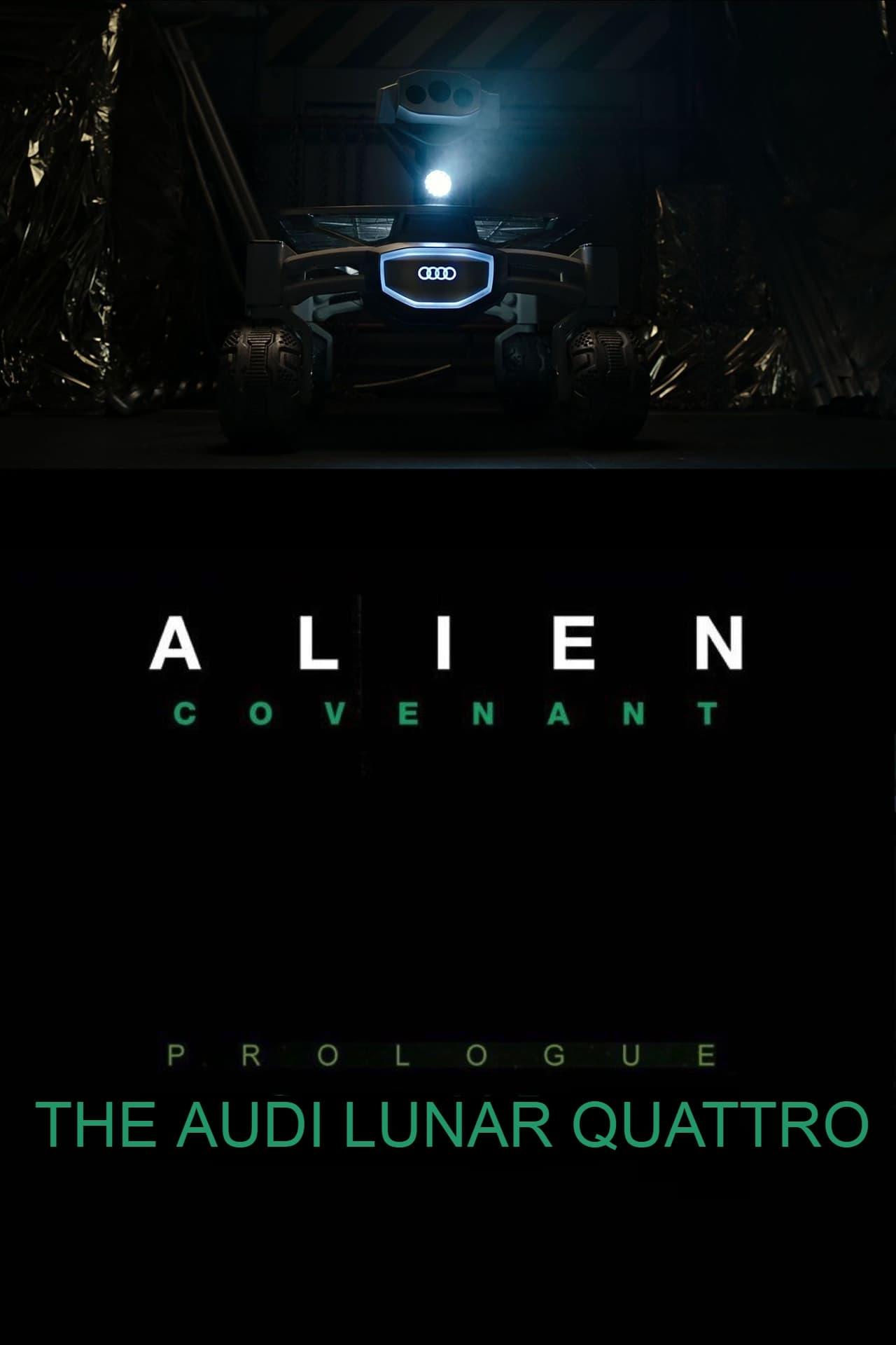 Alien: Covenant - Prologue: The Audi Lunar Quattro