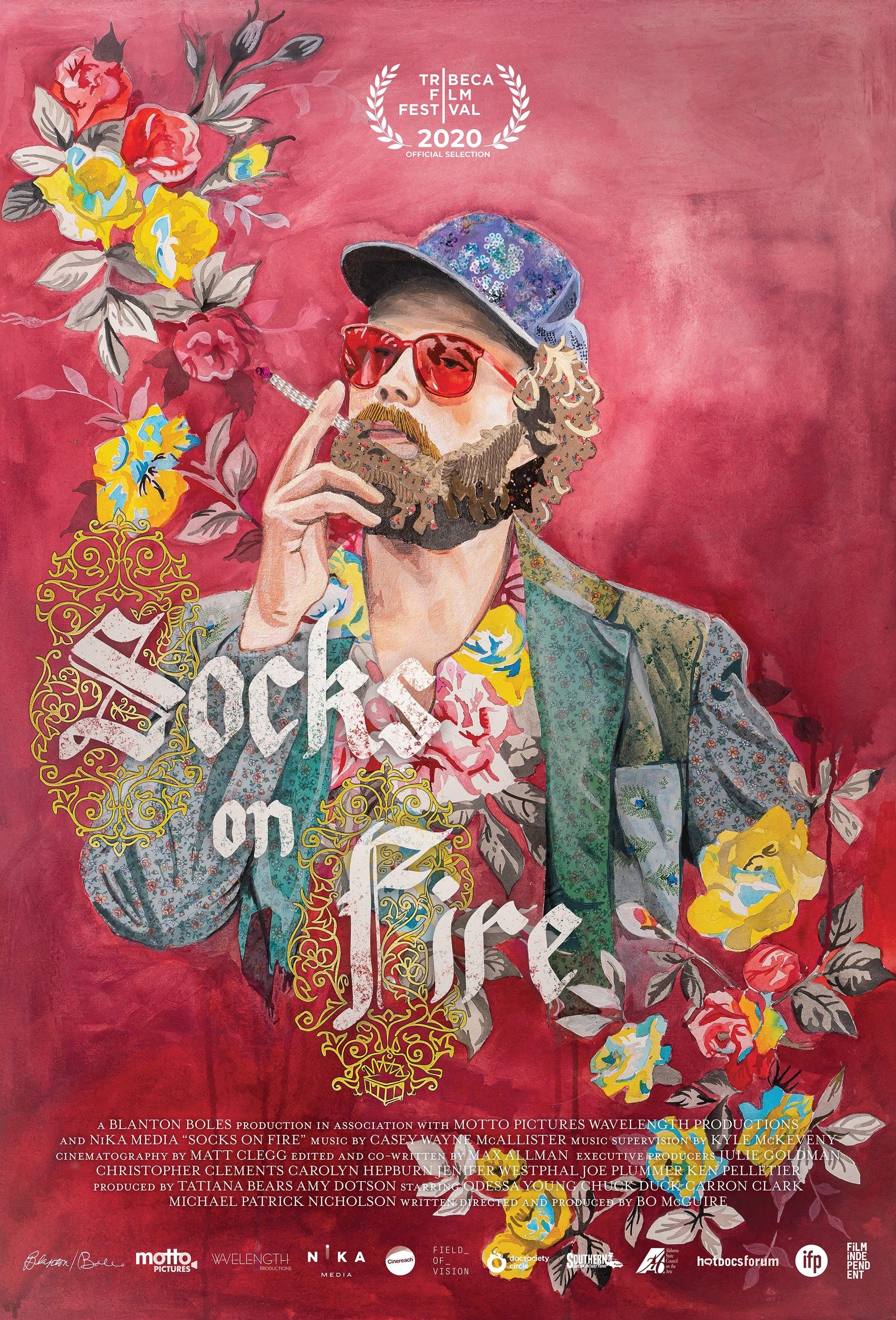 Socks on Fire