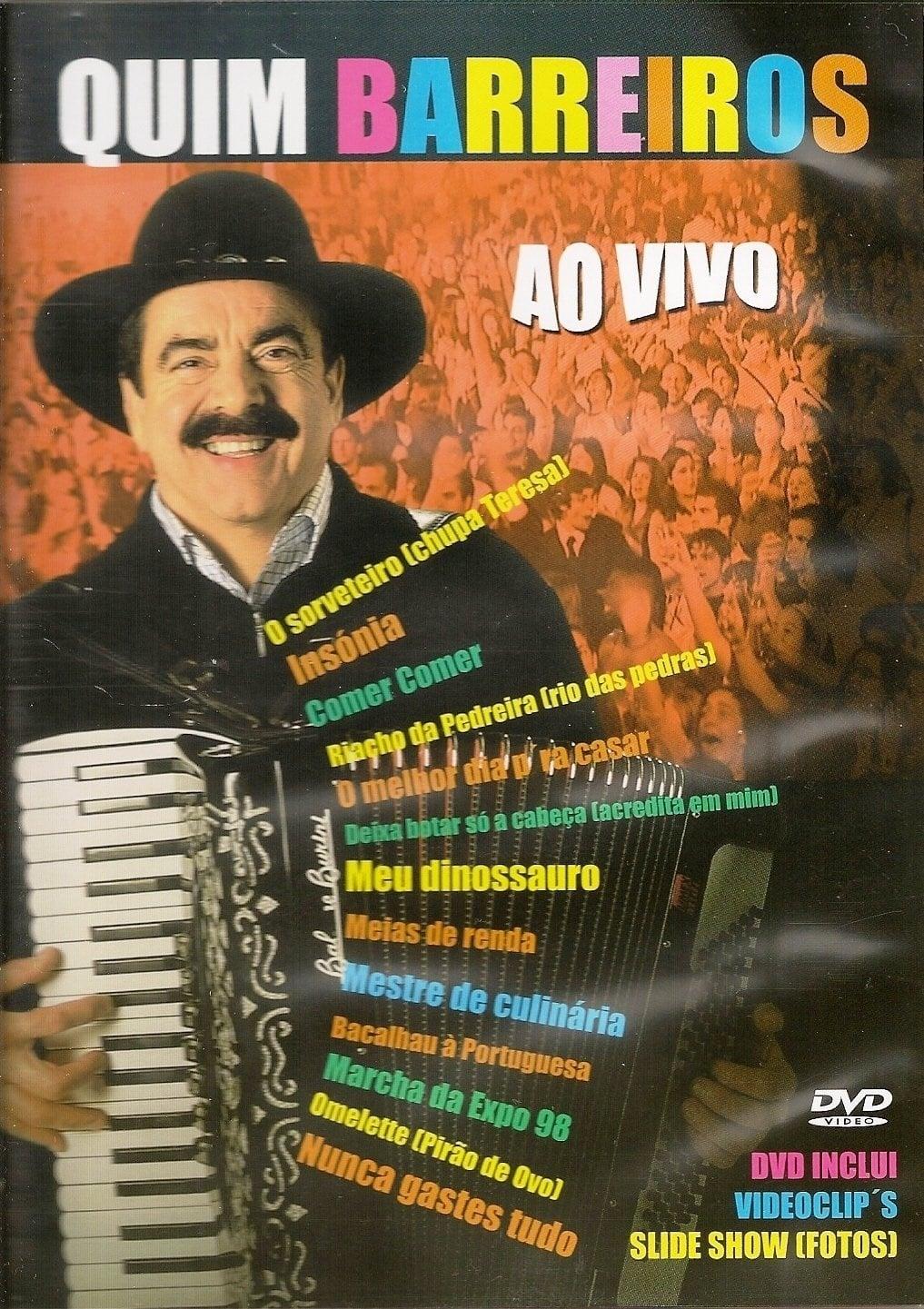 QUIM BARREIROS - Ao Vivo