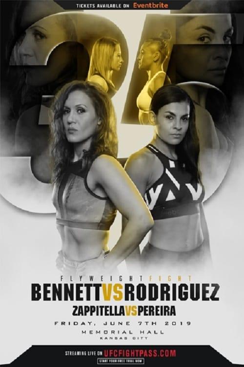 Invicta FC 35: Bennett vs Rodriguez 2