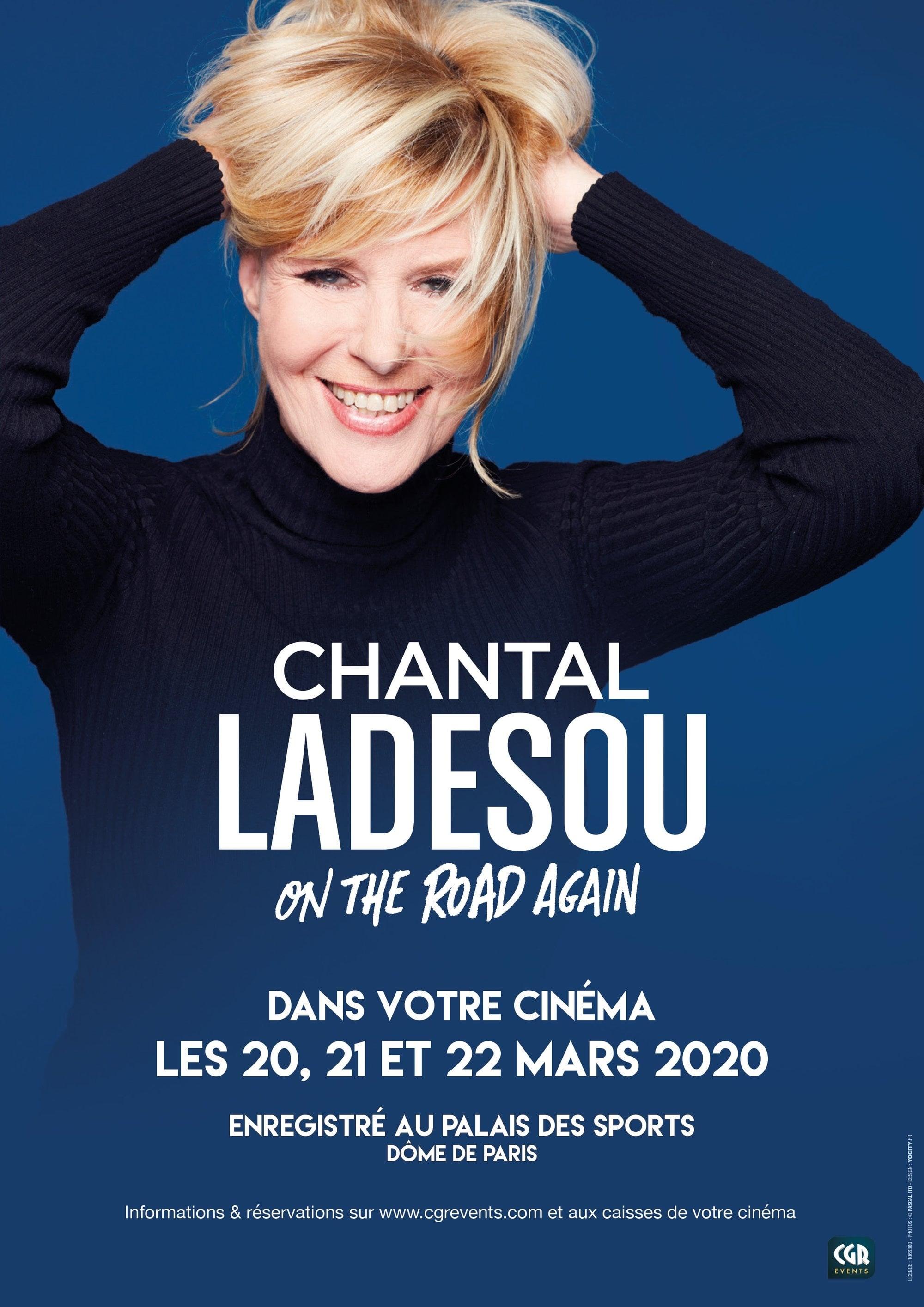 Chantal Ladesou – On the road again