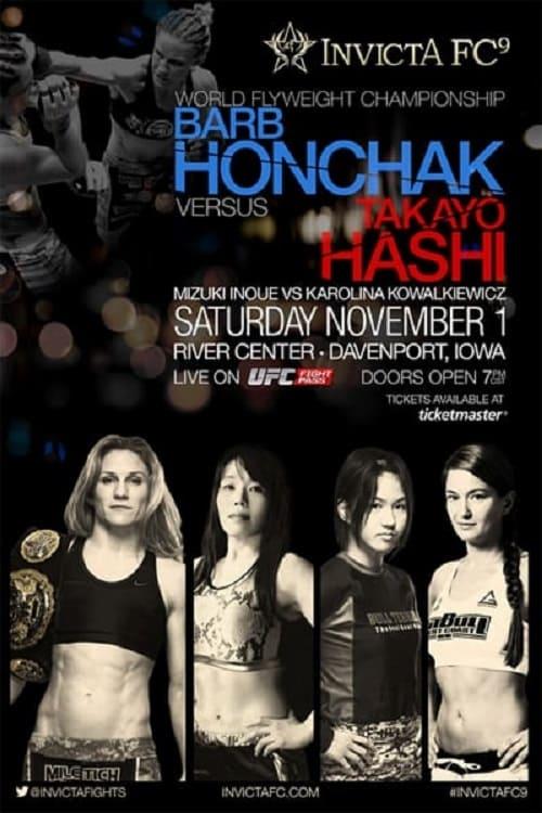 Invicta FC 9: Honchak vs. Hashi