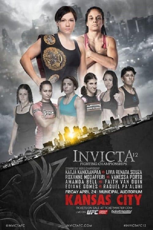 Invicta FC 12: Kankaanpaa vs. Souza