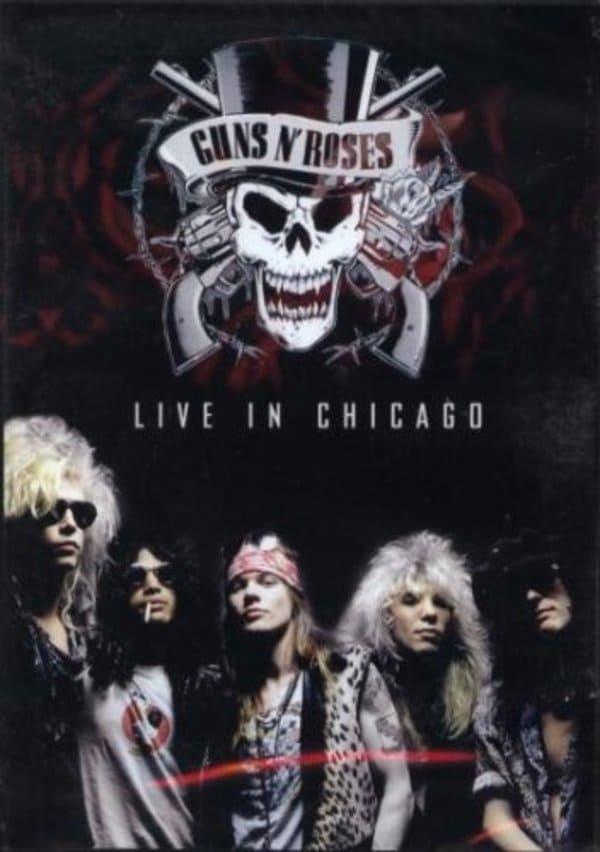 Guns N' Roses Live in Chicago 1992
